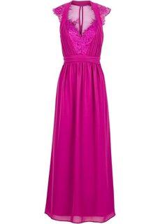 Платье (фиолетовая орхидея) Bonprix