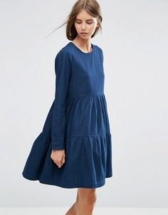 Платья джинсовые – купить платье в интернет-магазине   Snik.co ... 9b05c08330d