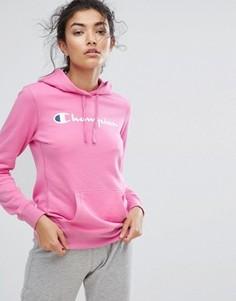 Свитшот с капюшоном Champion - Розовый