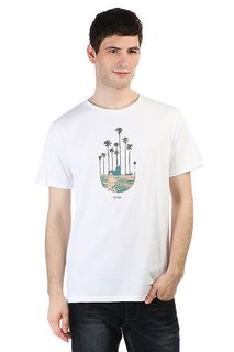 Футболка Rip Curl Mashup Tee Optical White