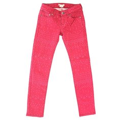 Джинсы прямые Roxy Sea G Pant Good Morning Ikat Re