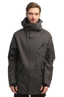Куртка зимняя Rip Curl Nuthouse Gum Jkt Jet Black
