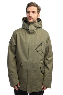 Куртка Rip Curl Nuthouse Gum Jkt Dusty Olive