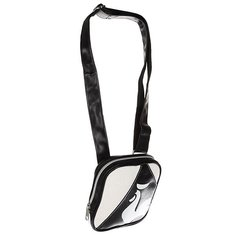 Сумка для документов Le Coq Sportif Rubilo Small Item Bag Black/White