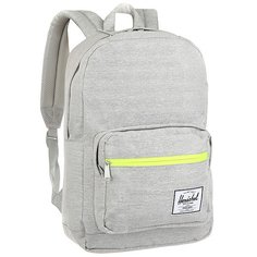 Рюкзак городской Herschel Pop Quiz Light Grey/Lm