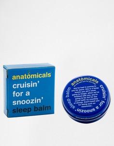 Ночной бальзам Anatomicals Cruisin For A Snoozin - Бесцветный