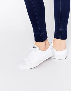 Белые кеды Converse All Star Chuck Taylor Ox II - Белый