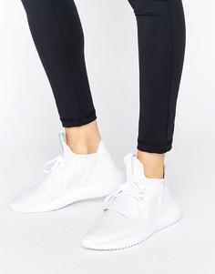 Белые кроссовки adidas Originals Tubular Defiant - Белый