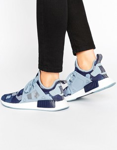 Серые кроссовки adidas Originals - Серый