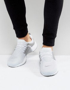 Белые кроссовки Nike Air Presto 848187-101 - Белый