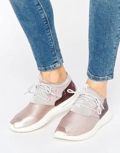 Розовые кроссовки adidas Originals Tubular - Розовый