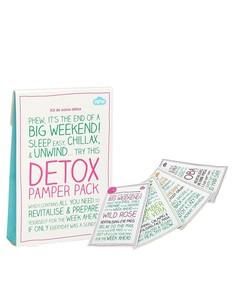 Косметический набор «Detox Pamper Pack - Бесцветный Beauty Extras