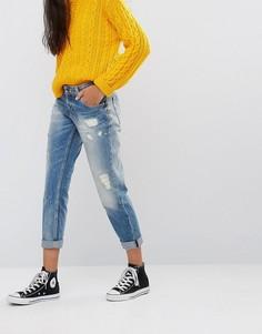 Джинсы в винтажном стиле Pepe Jeans Jaimee - Синий
