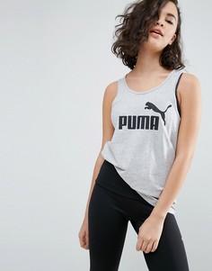 Майка Puma No1 W F6 - Серый
