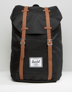 Рюкзак Herschel Supply Co Retreat - 19,5 л - Черный