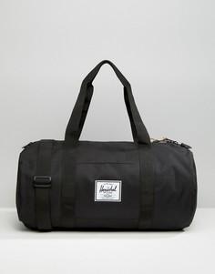 Спортивная сумка среднего размера на 22 литра Herschel Supply Co Sutton - Черный