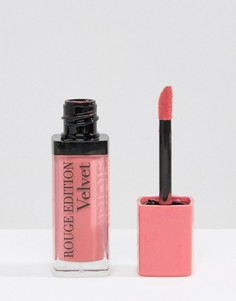 Жидкая губная помада Bourjois Rouge Edition Velvet Matte - Красный