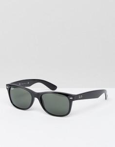 Новые солнцезащитные очки-вайфареры Ray-Ban 0RB2132 - Черный