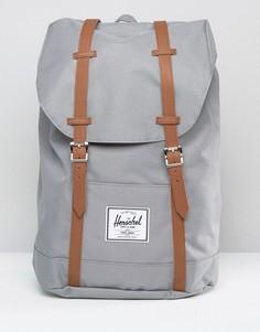 Рюкзак Herschel Supply Co Retreat - 19,5 л - Серый
