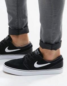 Черные кроссовки Nike SB Janoski 333824-026 - Черный