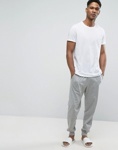 Джоггеры кроя слим с манжетами Calvin Klein - Серый