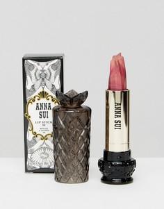 Мраморная губная помада в форме звезды Anna Sui - Розовый