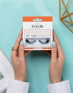 Накладные ресницы Eylure - No. 123 - Бесцветный