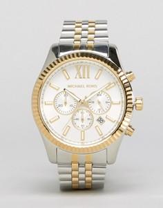 Часы Michael Kors MK8344 Lexington - Серебряный
