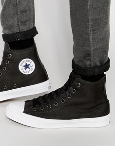 Черные кеды Converse Chuck Taylor All Star II 150143C - Черный
