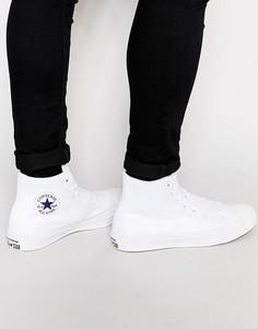 Белые высокие кеды Converse Chuck Taylor All Star II 150148C - Белый