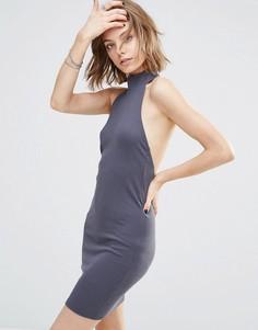 Платье First & I - Серый