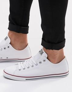 Белые кеды Converse All Star Lean 142270C - Белый