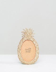 Фоторамка в форме ананаса Sass & Belle - Мульти