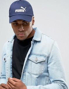 Синяя кепка Puma ESS 5291918 - Синий