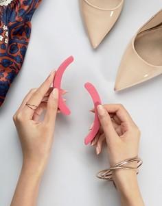 Контурные прокладки для обуви - Розовый Asos