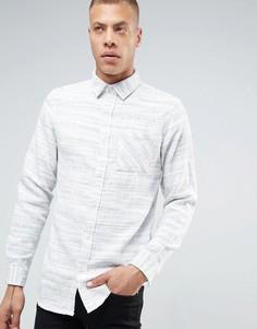 Рубашка с карманом ADPT - Серый