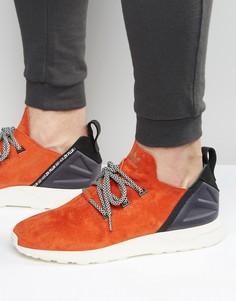 Красные кроссовки adidas Originals ZX Flux ADV X BB1406 - Красный