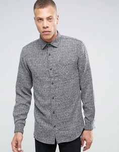 Рубашка с карманом ADPT - Черный