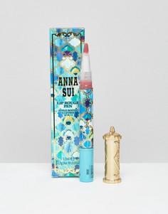 Губная помада-карандаш Anna Sui - Жидкая губная помада - Коричневый