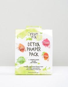 Косметический набор Fruit Fix Detox - Бесцветный Beauty Extras