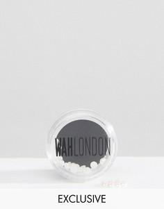 Горшочки для дизайна ногтей WAH London & ASOS - искусственный жемчуг - Белый