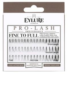 Накладные пучки ресниц Eylure Pro-Lash - От негустых до пышных - Черный