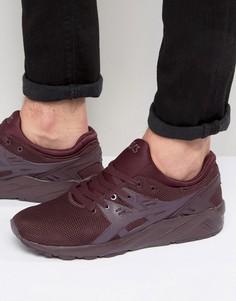Бордовые кроссовки Asics Gel-Kayano Evo HN6A0 5252 - Красный