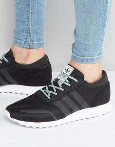 Черные кроссовки adidas Originals Los Angeles BB1116 - Черный