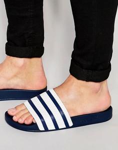 Шлепанцы adidas Originals Adilette G16220 - Синий