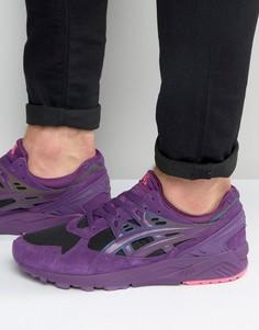 Фиолетовые кроссовки Asics Gel-Kayano H6M3N 3320 - Фиолетовый