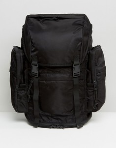 Нейлоновый рюкзак AllSaints - Черный