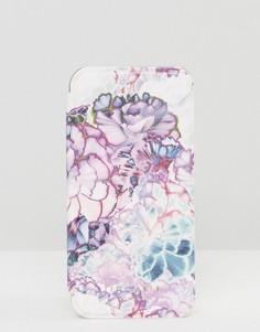 Чехол для iPhone 6/6s/7 Ted Baker Brontay - Фиолетовый