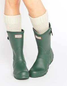 Резиновые сапоги Hunter Original - Зеленый