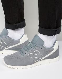Серые кроссовки в стиле 70-х New Balance 420 MRL996DY - Серый